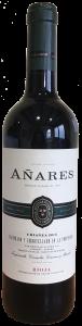 AÑARES<br><H6>Rioja<br>D.O. Rioja</H6>